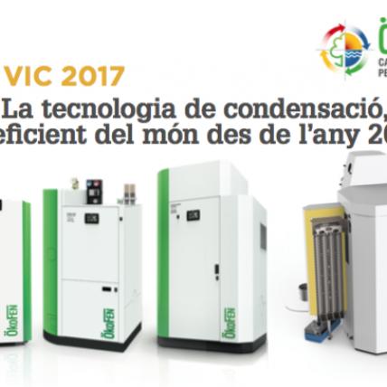 ÖkoFEN estará presente en la 5ª Feria de Biomasa de Catalunya