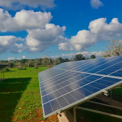 Convocatoria línea de subvenciones para instalaciones de energía solar fotovoltaica